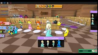 New Paper Mario Roleplay   Giant + Tiny Characters Glitch   ROBLOX