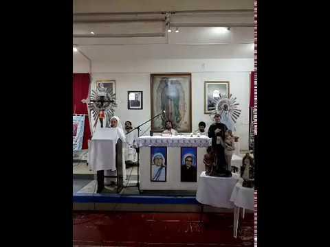 Misa del Domingo 29 de Marzo