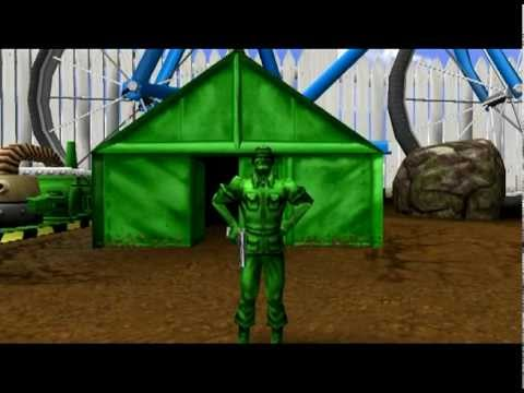 Let's Play Army Men RTS  Part 1 The Thin Green Line