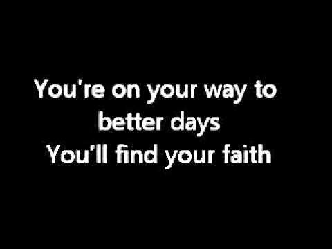Breaking Benjamin - Better Days [Lyrics]
