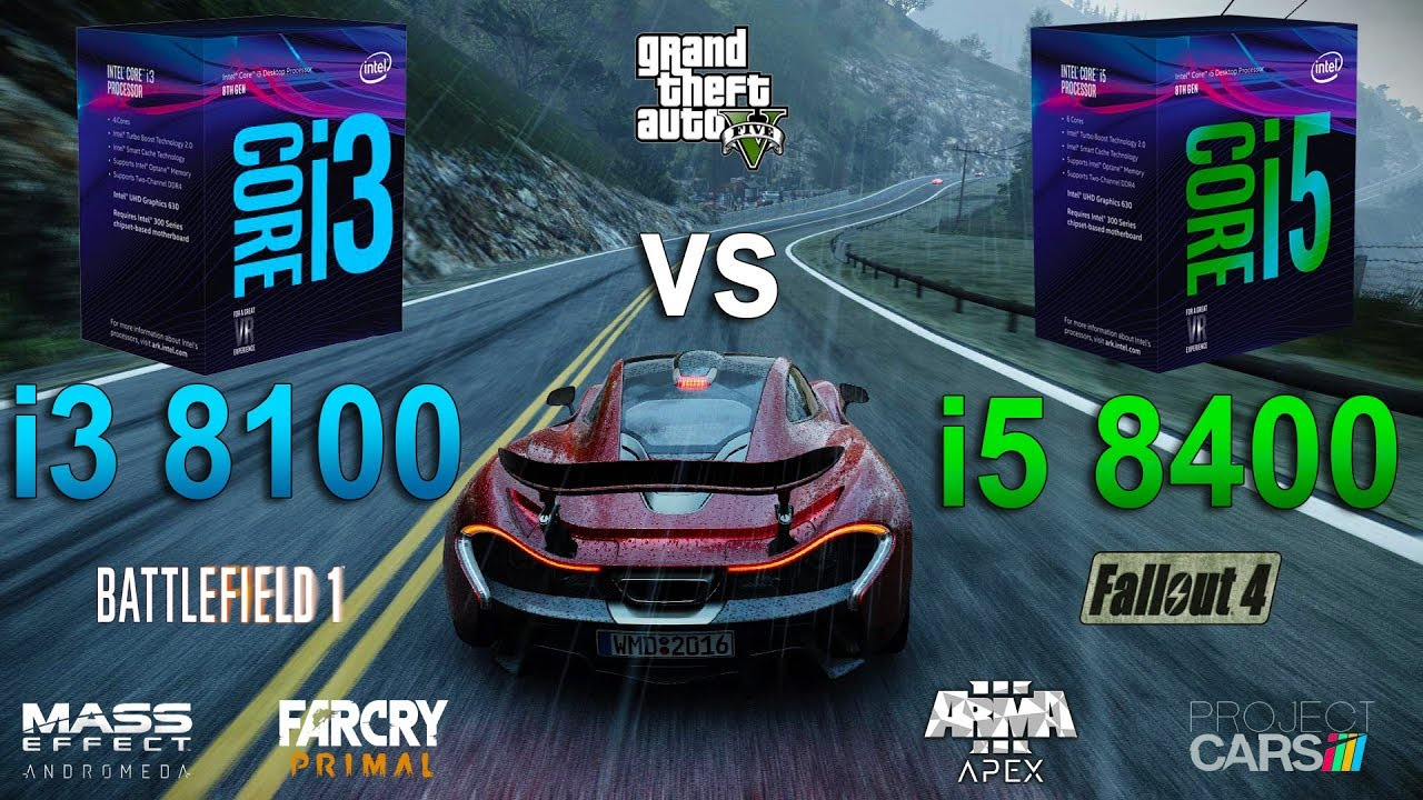 Intel i3 vs i5 vs i7 – Which should you use for gaming? | PC