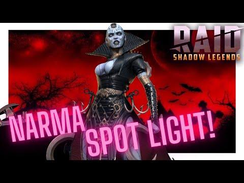 RSL - Narma the Returned - Spotlight