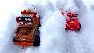 Мультики про Машинки для Детей Тачки Молния Маквин Все серии подряд #20