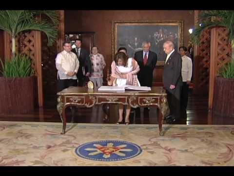 Visit of Mexico First Lady Margarita Zavala de Calderon