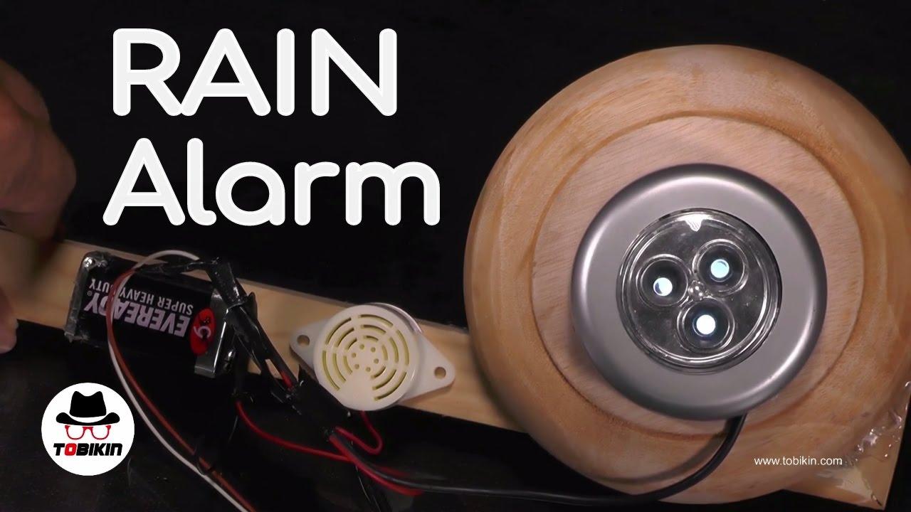 rain water alarm