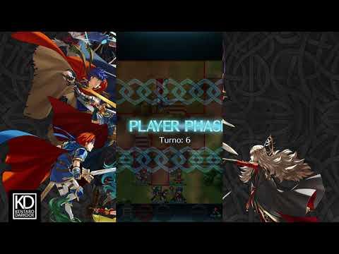 Firem Emblem Heroes: Arena Tier 20 - vs 724 Team
