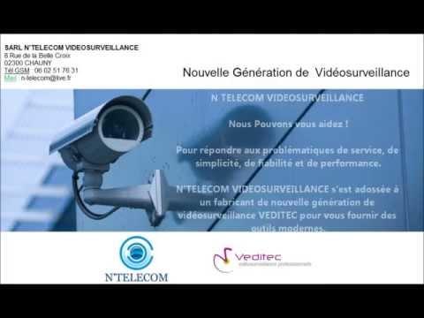 N TELECOM VIDEOSURVEILLANCE CHAUNY