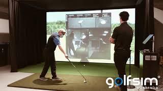 Garage Golfsim in Toorak