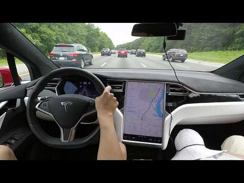 Tesla trip, Part 2: to Washington, DC