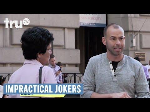 Impractical Jokers: Inside Jokes  Uncle Murr Asks for Advice   truTV
