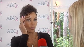 Nicole Murphy Suggests Michael Strahan Replacement, Workout Routines