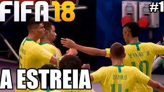 FIFA 18 - PC, Playstation, Xbox - COPA DO MUNDO - BRASIL X SUÍÇA