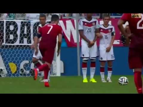Germany  vs Portugal 4 0 Highlights FIFA World Cup 2014 HD 720p