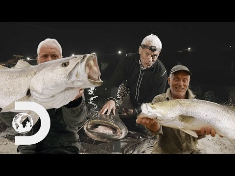Jeremy Wade's Biggest Catches! | Jeremy Wade's Dark Waters