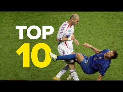 10 Most Shocking Moments In Football History