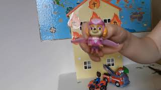 Chinese/Mandarin/Storytime/免費中文課狗狗隊游戲片段/Paw Patrol/Calico Critter