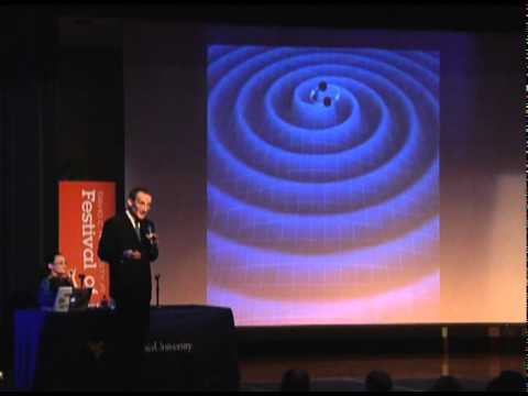 Festival of Ideas 2011- Einstein's unfinished symphony: detecting gravitational waves with pulsars - Festival of Ideas 2011- Einstein's unfinished symphony: detecting gravitational waves with pulsars