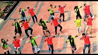 Flash Mob of PRANGON 2018 || PRANGON || CVASU