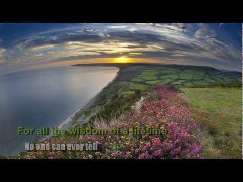 Forever Young - Rod Stewart w/ Lyrics