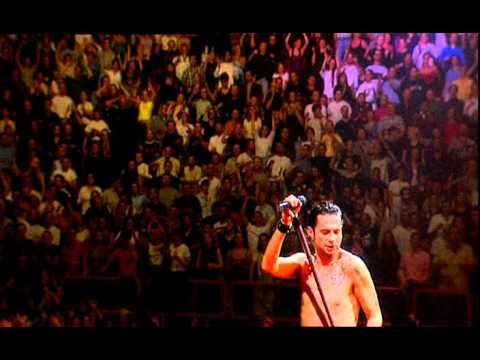 Depeche Mode - Enjoy the silence - Live Paris Bercy