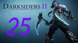 Прохождение Darksiders 2 Часть 25 (лабиринт Судьи душ)