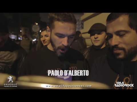 Peugeot Karaoke Rock Car 2016 - Paolo D'Alberto