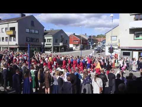 Steinkjer russ 2017