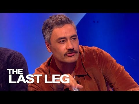 Taika Waititi On The Inspiration Behind Korg - The Last Leg
