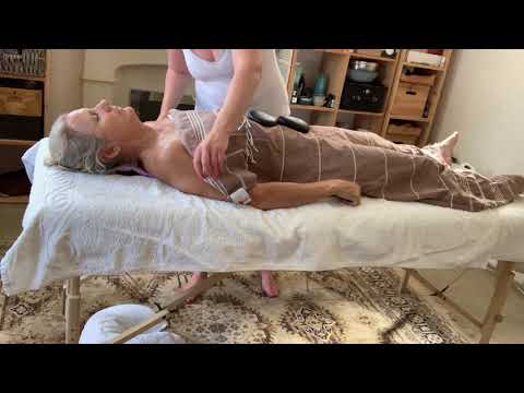 Full Hot Stone Massage Session