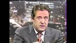 Entrevista a Hernando de Soto sobre el terrorismo
