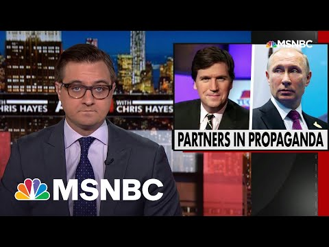 'Propagandists': Hayes Rips Right-Wing Media's Jan. 6 Conspiracy Theories