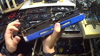 Обзор 16 видеокарт GTX 1070 (до теста в майнинге)