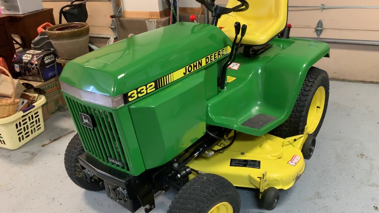 John Deere 332 >> John Deere 332 Review Youtube