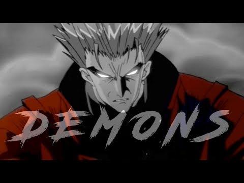 [AMV] Trigun   Vash The Stampede    Demons