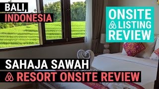 Gambar cover Sahaja Sawah Airbnb Resort Onsite Review