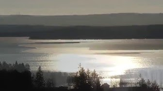 Lappajärven jäätilanne  2016 04 21