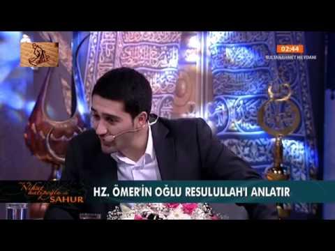 Prof.Dr.Nihat Hatipoğlu ve Said Hatipoğlu ile Sahur İzle 24.07.2014