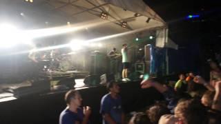 Enter Shikari - Sssnakepit @ Soundwave Brisbane 2012 1080p HD