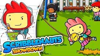 ¡Maxwell VS Lily - Scribblenauts Showdown (Nintendo Switch) DSimphony  y Naishys