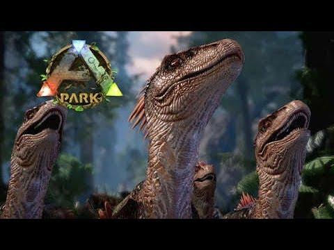 ANÁLISIS ARK PARK NUEVO TRAILER - ARK Survival Evolved - Español