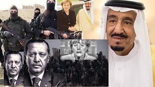 Frau Merkels Verbündete sind