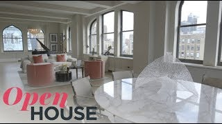 A Magnificent Penthouse on Madison Square Park | Open House TV