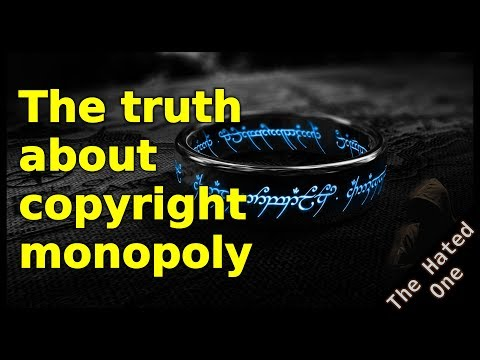 Why copyright makes no sense - The case against intellectual property - 동영상