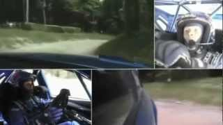 Onboard the Subaru Impreza WRC - 2008 -  Goodwood Festival of speed Special Stage - Petter Solberg