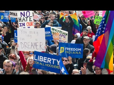 RLC Liberty Lounge - Indiana Gay Boycott, Felon Voting Restoration