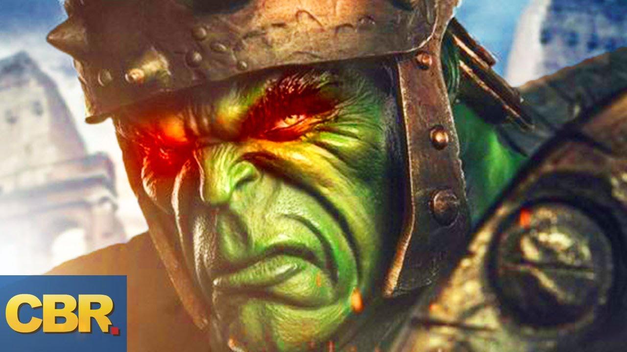Download Avengers 5 Illuminati: Hulk Will Become A Villain