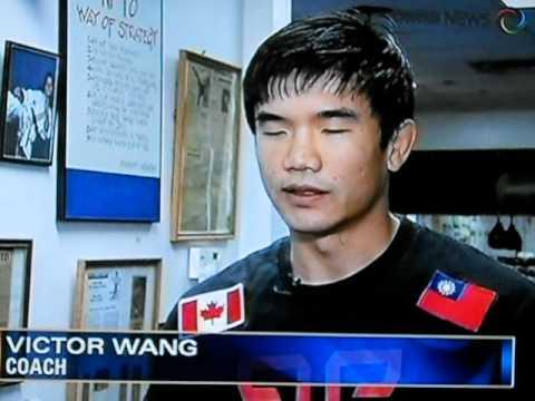 OMNI TV interview 王怡天館主接受加拿大OMNI電視臺 全國性中文新聞採訪 - YouTube