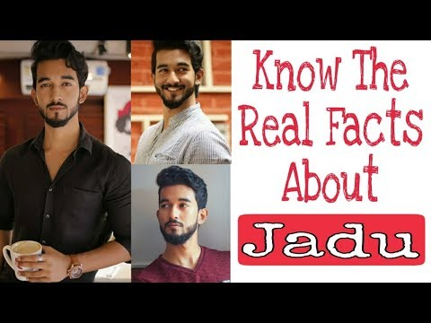The Real Facts about Famous Character 'Jadu' | Subhrojit