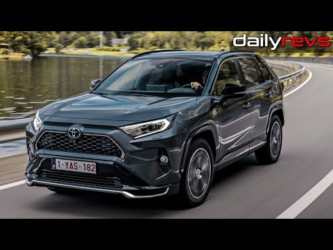 All-New Toyota RAV4 2021 Facelift | Efficient In Performance & Driving Comfort !
