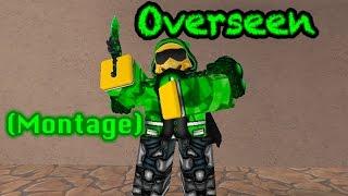 Roblox Assassin - Overseen (Montage)